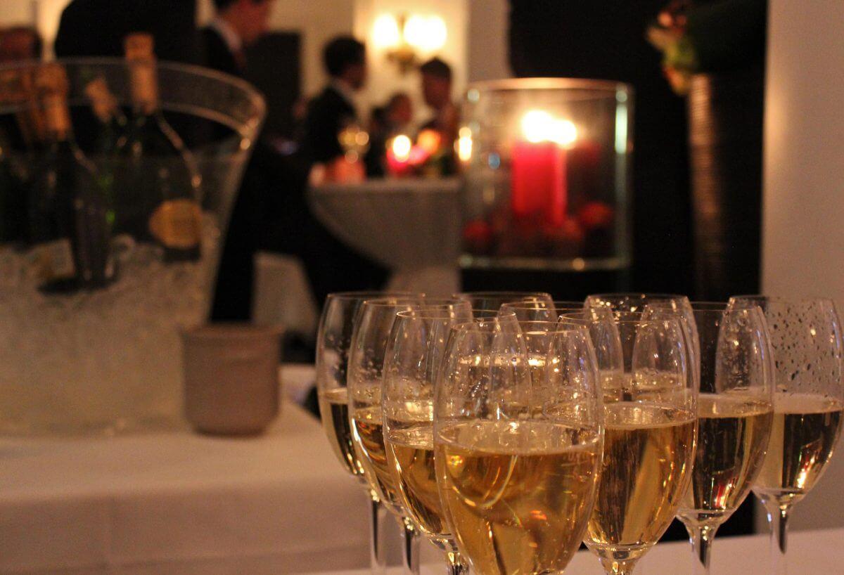 Silvester 2019/2020 – das kulinarische Event im Literaturhaus Frankfurt